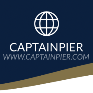CaptainPier.com for sale. Fixed price, the domain is registered in several countries.